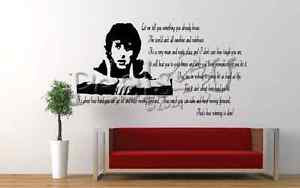 ROCKY-BALBOA-Sylvester-Stallone-Movie-Film-Wall-Art-Quote-Sticker ...