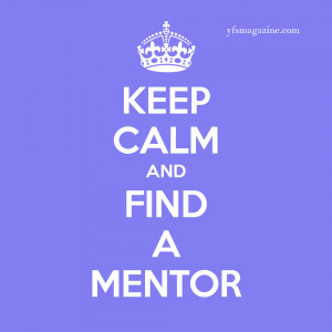 Here is the follow up on the mentoring program I talked about in my ...