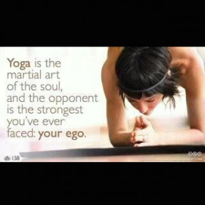 Love great #yoga quotes!