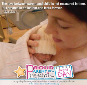 becoming a parent of a preemie