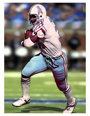 Earl Campbell Oilers