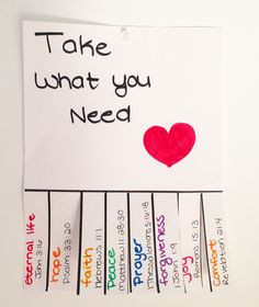 ... acts of kindness, encouragement, take what you need, verses, scripture