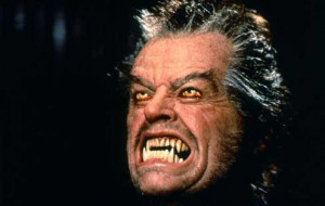 love werewolf movies and Jack Nicholson, so this is just a win-win ...