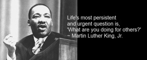 The Wise Words Of Martin Luther King Jr