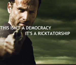 The Walking Dead Quotes Rick Photos: 1.2