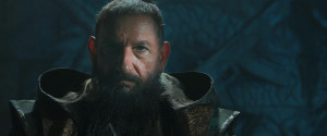... of Ben Kingsley, portraying The Mandarin in