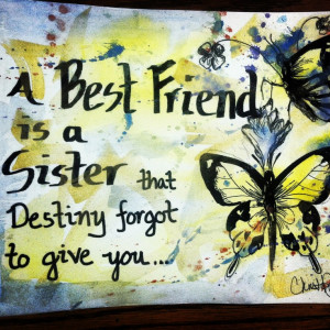 ... Birthday Cards, Friends Sisters, Sisters Destiny, Quotes Sayings
