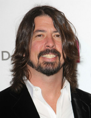 Dave Grohl admits that The Foo Fighters is a