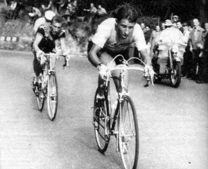 Tour France Stage Anquetil...