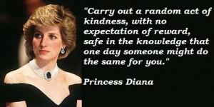 Princess diana famous quotes 1