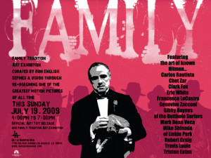 Godfather Family Quote Quote of the day