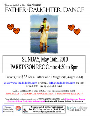 Daughter Dance Invitation. Bad Father Daughter Relationships Quotes ...