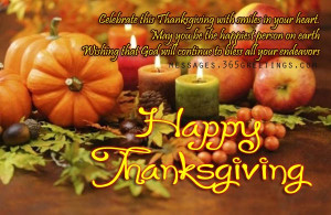 Happy Thanksgiving Wishes | Quotes | Pictures | Sayings | Messages ...