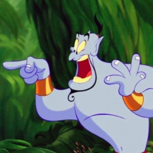 ... , but Inspirational Robin Williams 'Genie' Quotes from Aladdin