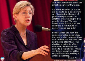 Elizabeth Warren Quote Quot