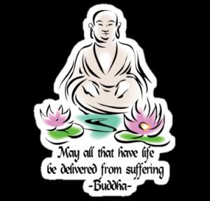 Vegetarian Quote Buddha by T-ShirtsGifts