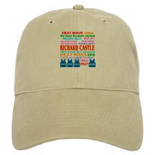 Castle Tv Show Hats, Trucker Hats, and Baseball Caps