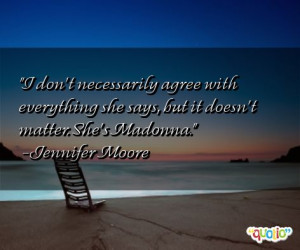 Madonna quotes wallpapers