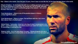 Zinedine Zidane Quotes