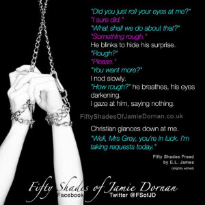 50 SHADES OF GREY QUOTES DIRTY image gallery