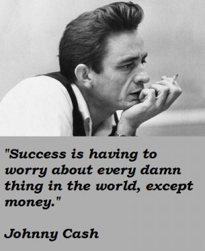 Johnny cash famous quotes 3