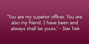 Star Trek Quote Dramatic...