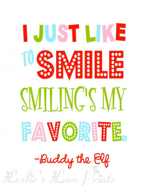 Buddy The Elf Quote