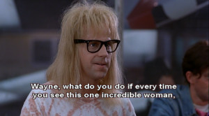 Tag Archives: Wayne's World quotes