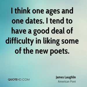 James Laughlin Quotes