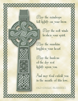 Celtic in Artwork: Quotes