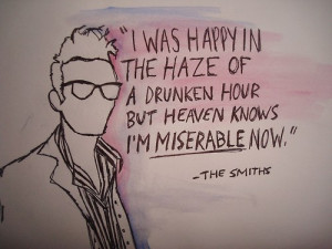 """saves the day + hostage calm cover the smiths' """"heaven knows i'm ..."""