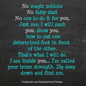inner strength fitness quotes