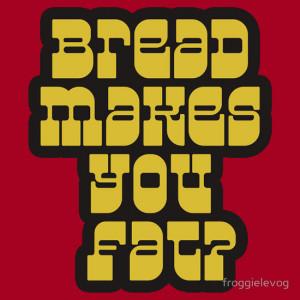 Scott Pilgrim - Bread Makes You Fat?