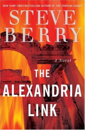 "Start by marking ""The Alexandria Link (Cotton Malone, #2)"" as Want ..."