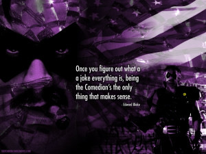 watchmen quotes the comedian 1600x1200 wallpaper Knowledge Quotes HD