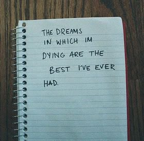 Quotes about Death_And_Dying (DIRTY MIND and DIRTY IMAGINATION)