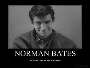 norman bates mother
