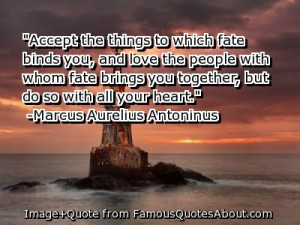 Fate quotes, fate love quotes, destiny quotes, love fate quotes ...