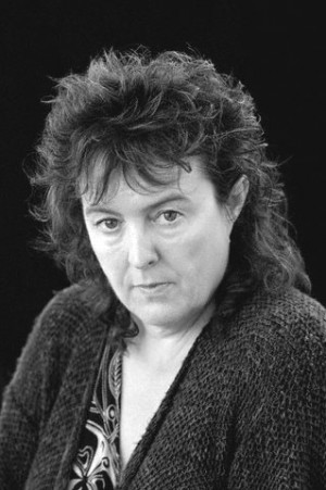 Carol Ann Duffy, Poetry Laureate of the moment.