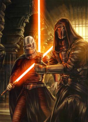 Darth Revan - Kratos vs Darth Revan vs Master Cheif