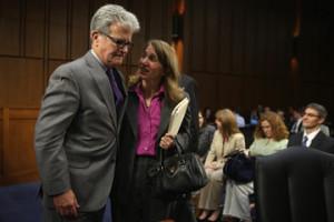 Sylvia Mathews Burwell Sylvia Burwell Testifies at Senate Confirmation