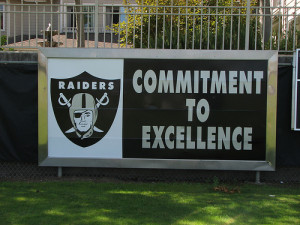 commitment to excellence'