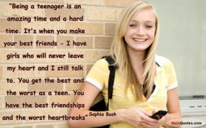 ... And A Hard Time Its When You Make Your Best Friends Friendship Quote