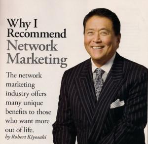 Robert Kiyosaki Network Marketing Quotes Robert-kiyosaki-network-