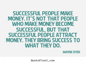 wayne dyer success quote print on canvas create custom success quote ...
