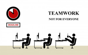 Teamwork Funny Free HD Wallpapers
