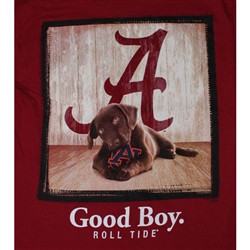 Alabama Crimson Tide Football Sayings T-Shirts - Man's Best Friend ...