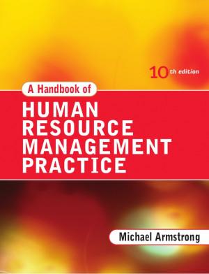 human resource management employee handbook policies human resources ...