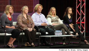 Sister Wives Polygamist Kody Brown Expecting Baby With Fourth Wife