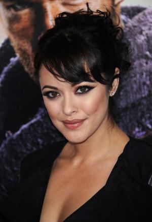 Marisa Ramirez Spartacus